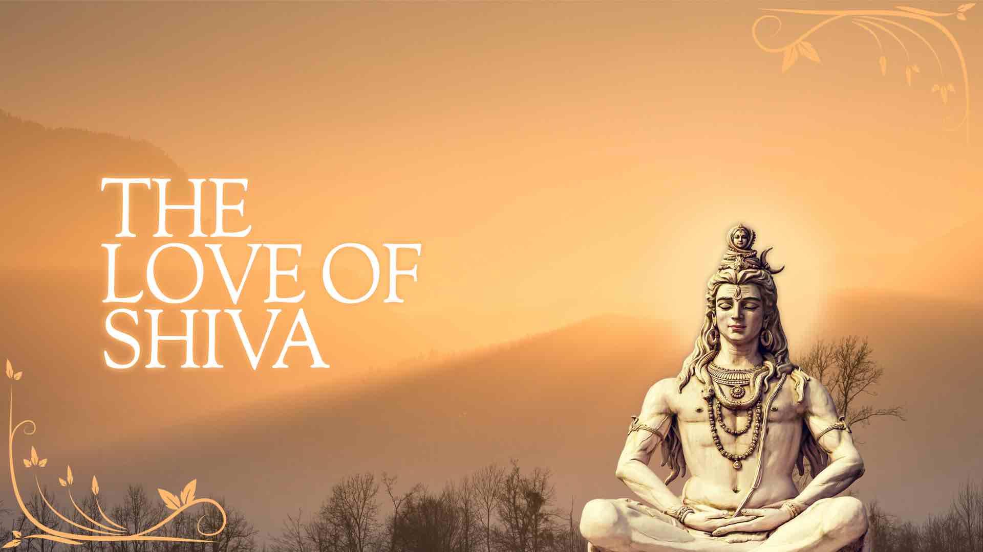 The Love Of Shiva Vikas Varma Low Res